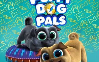 "Disney Junior Renews ""Puppy Dog Pals"" for Season 5 Ahead of Season 4 Premiere"