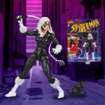 Retro Marvel Legends Black Cat Figure Available for Pre-Order Exclusively on Entertainment Earth
