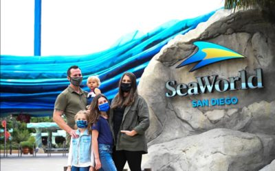 "SeaWorld San Diego's ""Red, White & Blue Salute"" to Begin November 5"