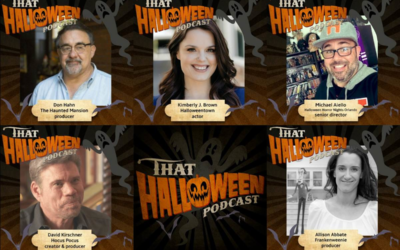 """That Halloween Podcast"" Promises Spooky Fun for Disney and Theme Park Fans"