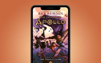 """First Four """"Trials of Apollo"""" Ebooks Available for 99¢ Ahead of Fifth Book Release"""