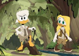 """TV Review: """"DuckTales"""" Season 3, Episode 11 - """"The Forbidden Fountain of the Foreverglades!"""""""