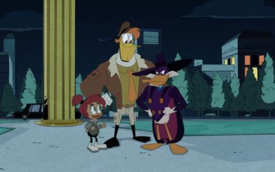 "TV Review: ""DuckTales"" Season 3, Episode 12 - ""Let's Get Dangerous!"""