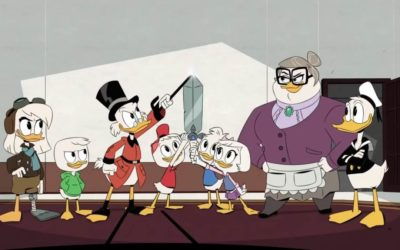 "TV Review: ""DuckTales"" Season 3, Episode 13 - ""Escape from the Impossibin!"""