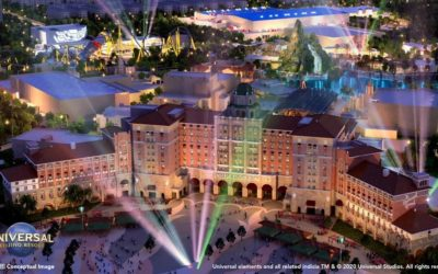 Universal Beijing Resort Shares New Details on Themed Lands, Hotels, Attractions and More
