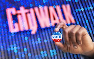 Universal CityWalk Partners with the Los Angeles County Registrar-Recorder/County Clerk to Serve as an Official Vote Center for the General Election