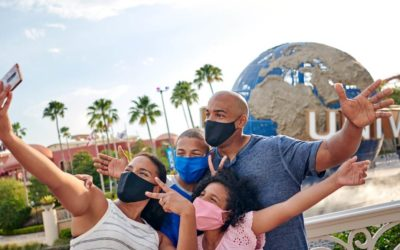 Universal Orlando Resort Offers Special Deals Which Include Free Days on Multi-Day Tickets