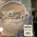"Vinyl Review: ""The Mandalorian"" Theme On The Child / Baby Yoda Die-Cut Vinyl Picture Disc"