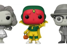 """""""WandaVision"""" Funko Pop! Figures Available for Pre-Order on shopDisney"""