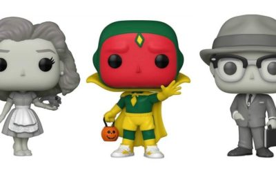 """WandaVision"" Funko Pop! Figures Available for Pre-Order on shopDisney"