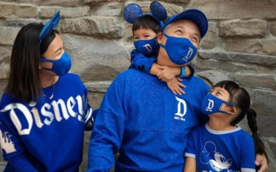 Celebrate 40 Years of Disney and Make-A-Wish Magic with New Wishes Come True Blue Collection