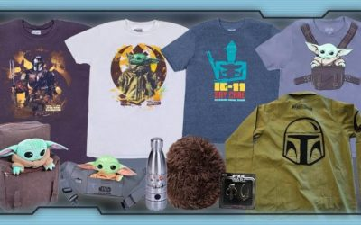 Star Wars Celebration Virtual Store Opens This Month With Early Access for Original Event Ticket Holders
