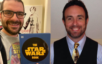 Who's the Bossk? - Episode 38: The Star Wars Book with Guest Dan Zehr