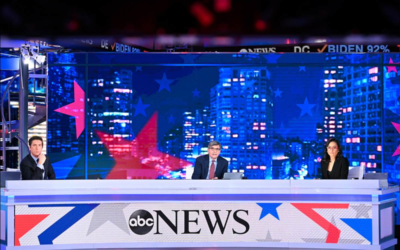 ABC News Announces Primetime Special On The 2020 Presidential Election on November 4th at 10:00 PM ET