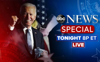 ABC News Announces Primetime Special with President-Elect Joe Biden and Vice President-Elect Kamala Harris Tonight at 8:00 PM ET