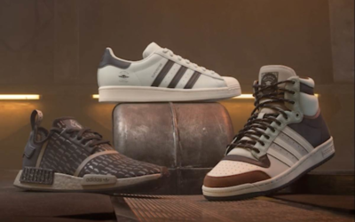 Adidas Originals x Star Wars The Mandalorian Collection Available Now