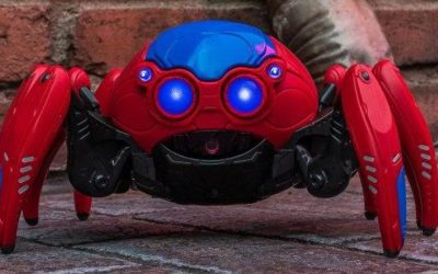 Avengers Campus Spider-Bots Coming to Downtown Disney at Disneyland Resort