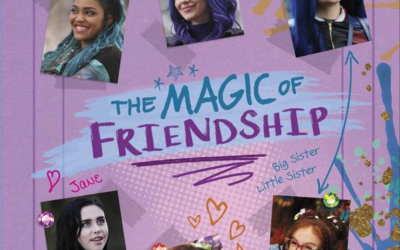 "Book Review — ""Descendants: The Magic of Friendship"""