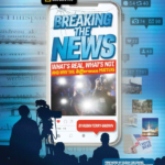 """Book Review: """"Breaking the News"""" from National Geographic Teaches Readers How to Spot the Real Fake News"""
