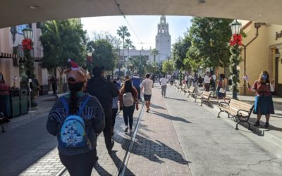 Buena Vista Street Now Open To Guests As Expansion of Downtown Disney District