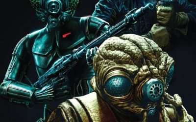 "Comic Review - ""Star Wars: Bounty Hunters"" #7"