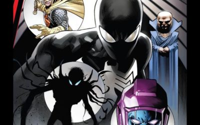 "Comic Review - ""Symbiote Spider-Man: King in Black"" Goes Back in Time to Set the Table for the Future"