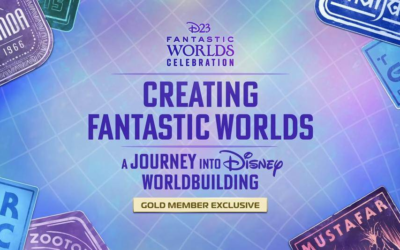 "Event Recap: ""Creating Fantastic Worlds: A Journey into Disney Worldbuilding"" from D23"