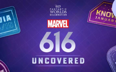 """D23's """"Marvel's 616 Uncovered"""" Panel Shares a Look at the Upcoming Disney+ Series"""