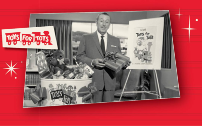 Disney Continues Relationship with Toys For Tots  With Charitable Donations From Various Sources Throughout Holiday Season