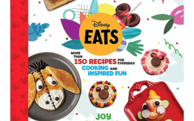 "Cookbook Review: ""Disney Eats"" Makes Food Look Cute, But How Tasty Is It?"