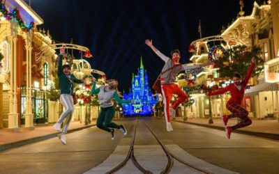 Three New Disney Channel Holiday Specials Coming in December Along with Other Seasonal Episodes