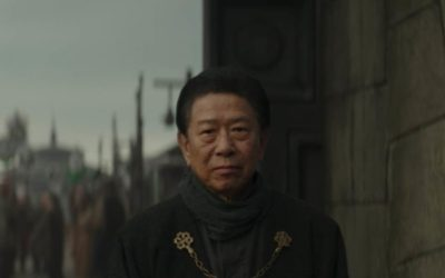 """Disney Legend Wing T. Chao Has a Cameo in """"Chapter 13"""" of """"The Mandalorian"""""""