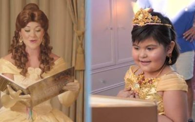 Disney and Make-a-Wish Bring Joy to Spanish-Speaking Young Princess On Her Birthday