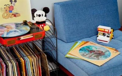 Disney Music Emporium Offering Limited Time 25% Savings on Albums and Collectibles
