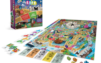 Disney Parks Edition of the Game of Life Coming Soon to shopDisney