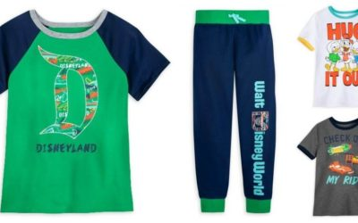 """Kids Inspired Disney Parks and """"DuckTales"""" Collections Now Available on shopDisney"""