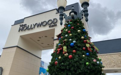 Christmas Arrives at Disney's Hollywood Studios with Fun Decor and Sweet Treats
