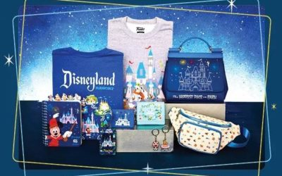 Celebrate Disneyland's 65th Anniversary with Magical BoxLunch Exclusives