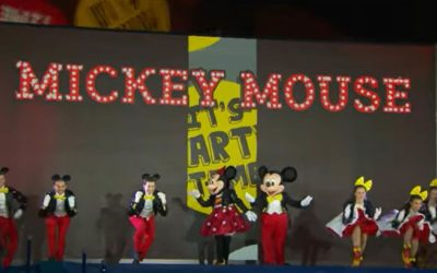 "Disneyland Paris Shares Full Performance of ""Surprise Mickey!"" Stage Show For Mickey's 92nd Birthday"