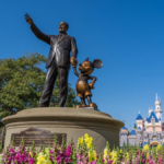 Disneyland Reveals Restored Partners Statue To Celebrate Mickey's 92nd Birthday