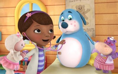 """Disney Junior to Present """"Doc McStuffins"""" Special """"The Doc Is In"""" on December 4"""