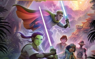 "Book Review - ""Star Wars: The High Republic - A Test of Courage"""