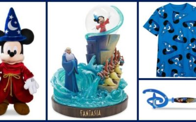 "Fall Under Sorcerer Mickey's Spell with ""Fantasia"" 80th Anniversary Merchandise on shopDisney"