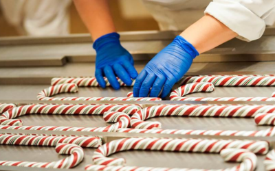 Fresh Handmade Disneyland Candy Canes Will Not Be Offered This Year