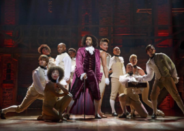 """""""Hamilton"""" Remains #1 Viewed Streaming Video on Demand Title of 2020"""