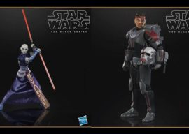 Hasbro Reveals More New Star Wars The Black Series, Vintage Collection Figures for Fan First Friday