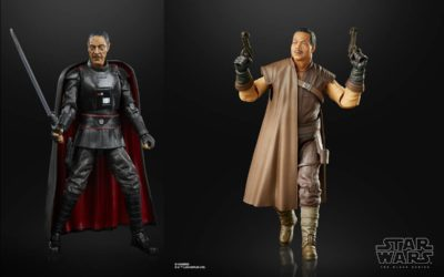 "Hasbro Reveals New ""The Mandalorian"" Star Wars: The Black Series Action Figures for Mando Mondays Week 4"