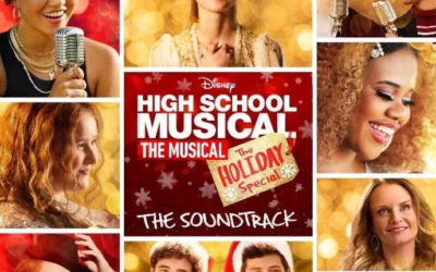 "Soundtrack Review: ""High School Musical: The Musical: The Holiday Special: The Soundtrack"""