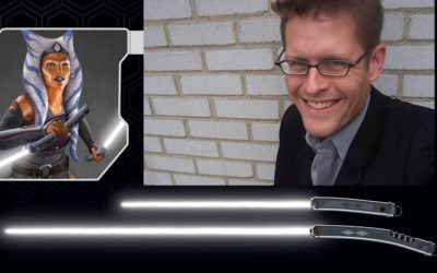 """Interview: Star Wars Reference Book Author Daniel Wallace Discusses """"The Lightsaber Collection"""" and More"""