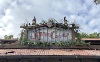 Disney World surprises Guests with Unannounced Jingle Cruise This Year